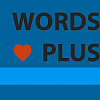 WordsPlus Beta now available on App World-splashscreen_v2-e1353450994628-150x150-png
