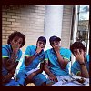 Brazilian footballers uses blackberry-loool.jpg