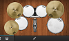 Drums and Gold Kit Pack for FREE-kit-png