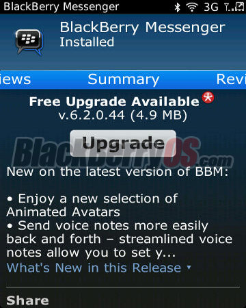 blackberry messenger v.6.2.0.44