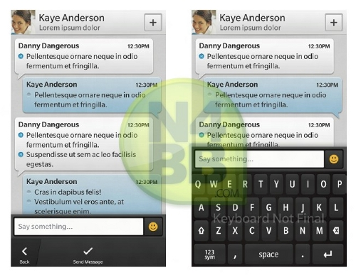 BB OS10 Looking Alot Like Symbian/Meego?