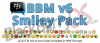 BBM v6 Smiley Icon Pack