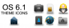 BlackBerry OS 7 Icons