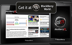 Download BlackBerryOS Mobile App