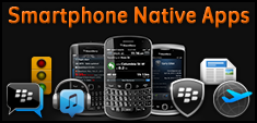 BlackBerry Smartphone Native Apps