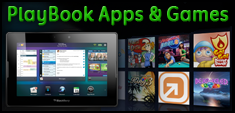 BlackBerry PlayBook Apps & Games